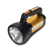 Sanshin LED Flashlight For night patrols with rechargeable battery
