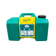 Safetyware Portable Emergency Eyewash Bracket Included Convenient to use