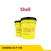 SHELL Corena S2 P 100 High quality reciprocating air compressor oil