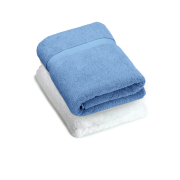 Bath Towel Made of 100% cotton for durability and absorption