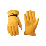 Leather Working Gloves Offer enhanced protection and warmth