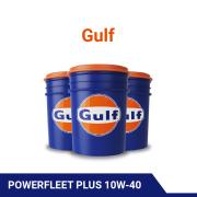 Gulfsea Powerfleet Plus 10W-40 USA Multigrade Oil for highly turbocharged engines