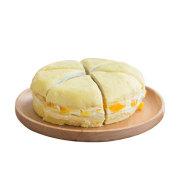 NON HALAL TRI-SLICED Mille Crepe Cake Original