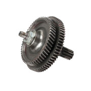 Driving Gear Genuine Spare Part, Abrasion Resistant