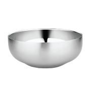 173752 SOUP BOWL STAINLESS STEEL KOREAN STYLE