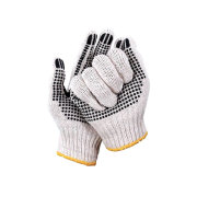 Gloves Working Cotton Non Slip Dots Nonskid and wear-resisting comfortable and breatha