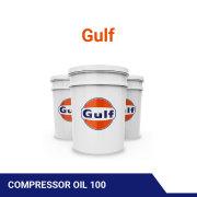 GULFSEA COMPRESSOR OIL 100