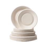 Paper Plate Provides convenient & time-saving serving