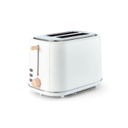 TOASTER Compact size & allows for easy storage
