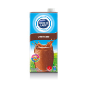 DUTCH LADY UHT Chocolate Milk Rich in carbohydrates, source of quick energy