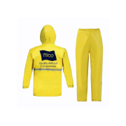 TECO Chemical Splash Suit Protective suit for hold cleaning