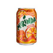 MIRINDA Soft Drink Wonderful Drink, strong, sparkling and fizzy