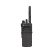 Motorola UHF Handheld Marine Radio Delivers unrivaled voice and data communications