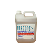 INSTANT Hand Sanitizer Simple and quick disinfection