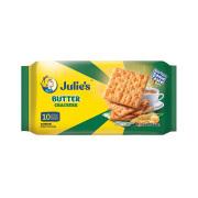 Julie's Butter Crackers Malaysia Crunchy, buttery taste