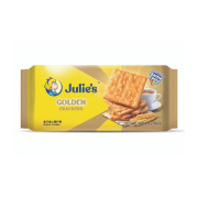 Julie's Golden Crackers Malaysia Unique aroma of fresh wheat