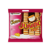 Julie's Cheese Sandwich Jumbo Pack Free from harmful artificial additives or coloring