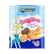 Julie's Everytime Assorted Biscuits Malaysia Wide range, premium selection