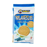 Julie's Marie Milk Flavour Biscuit Malaysia Crunchy textured snack