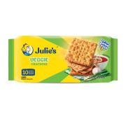 Julie's Veggie Crackers Malaysia Crispy and savoury