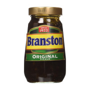 BRANSTON Pickle UK Sweet and spicy with a chutney-like consistency