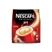 Nescafe Original 3-in-1 Instant Coffee An aromatic & smooth cup now with 25% less sugar