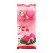 GEMIE Frozen Peach Bun MALAYSIA Peach-flavored, ready-to-eat after steaming